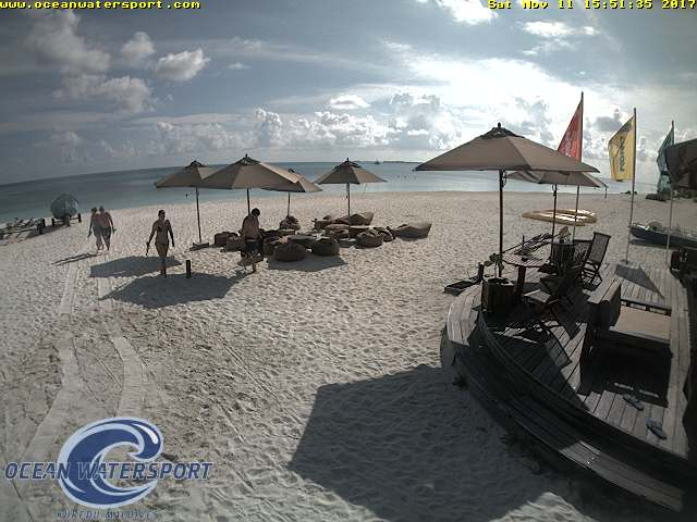 Ocean watersport livecam